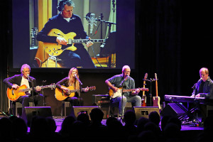 John Illsley Q&A Tour